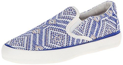 Pink & Pepper Women's Prosper Fashion Sneaker Blue/White M8e8DeQF