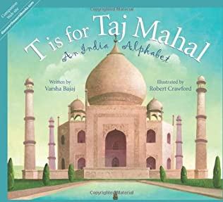 book cover of T Is for Taj Mahal