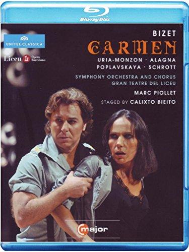 Georges Bizet: Carmen [Blu-ray] [Alemania]: Amazon.es: Béatrice ...