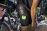 G-Form Men's Elite Bike Liner Short, Black
