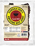 Dundalk Dan's Sweet and Tangy Barbecue Beef Jerky (1 ounce snack pack) – High Protein, Low Carb, Gluten Free For Sale