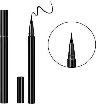 Impermeable negro delineador líquido lápiz, tubería de agua ...