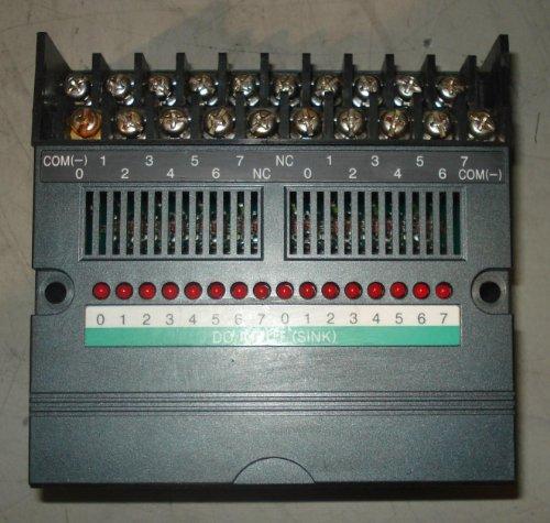 IDEC PFJ-N162U 16-DC Input Unit SINK T6257 by Idec