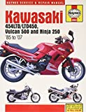 Kawasaki: EN450 & 500 Twins - '85 to '04 (Haynes Service & Repair Manual)