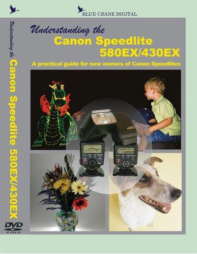 - Understanding the Canon Speedlite 580EX / 430EX