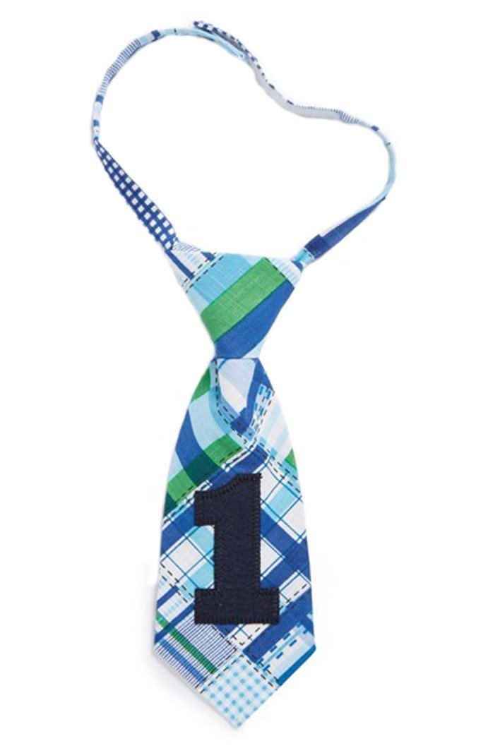 Mud Pie Baby Boy ''I'm One'' Tie - 1582103