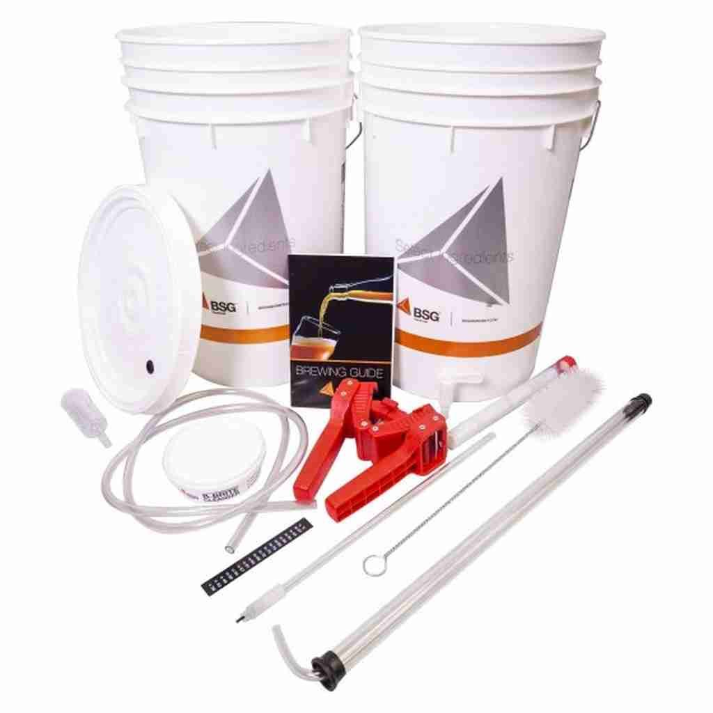 Amazon Maestro Homebrew Beer Equipment Kit With Auto Siphon