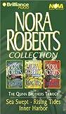 nora roberts quinn brothers trilogy sea swept rising tides inner harbor chesapeake bay series