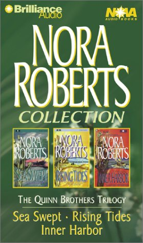 Nora Roberts Quinn Brothers Trilogy: Sea Swept, Rising