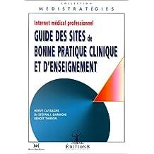 internet medical professionnel: guide sites bonne prat.