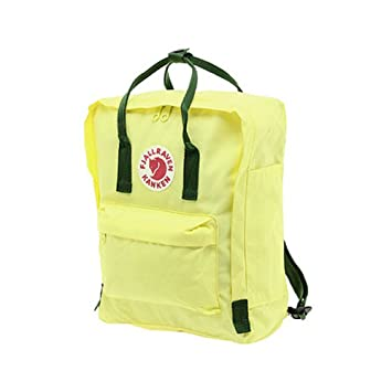 fjallraven kanken backpack bright green