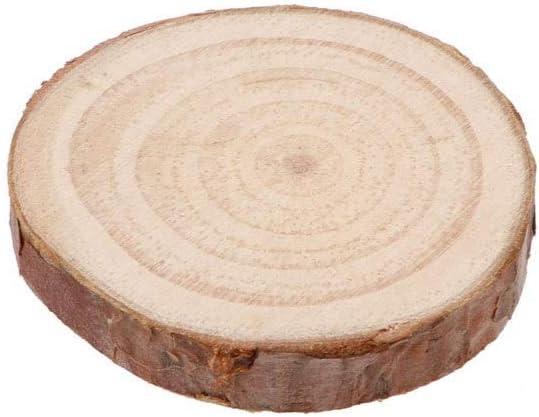 1/pcs Caf/é Th/é Dessous de Verre en bois rond Vaisselle D/écor Tasse Tapis de 5 6/cm