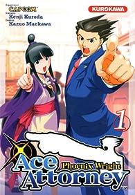 Ace Attorney : Phoenix Wright, Tome 1 par Kazuo Maekawa