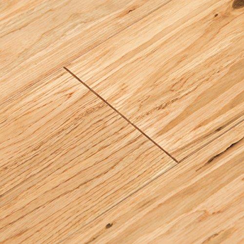 Cali Bamboo - Eucalyptus Hardwood Flooring, Wide T&G, Natural Brown - Sample