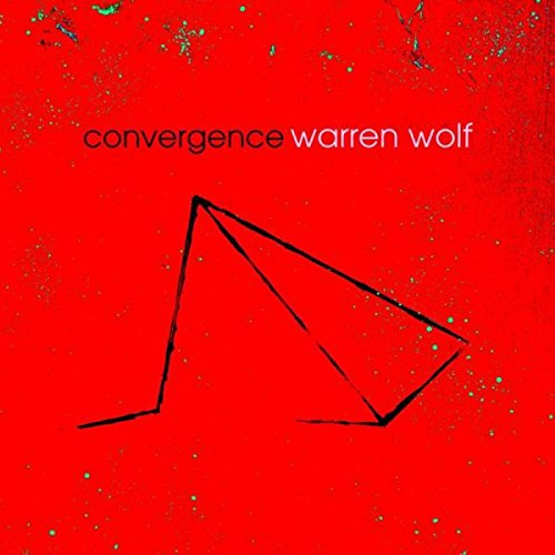 Warren Wolf - Convergence cover