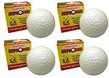 Exploding Golf Ball Four Pack, Outdoor Stuffs