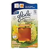 Wholesale CASE of 25 - Diversey Glade Hawaiian Decor Scent Refills-Decor Scents Refill, 2/PK, Hawaiian Breeze