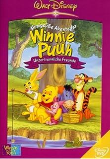 Winnie Puuh  Honigse Abenteuer 7 Freunde helfen einander