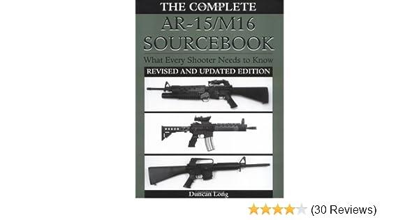 colt ar15 armorers manual ebook
