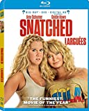 Snatched (Bilingual) [Blu-ray + DVD + Digital Copy]