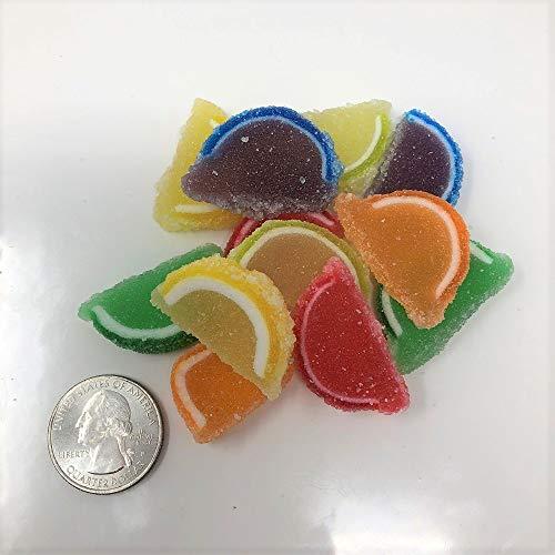 Cavalier Candies Fruit Slices Miniature Assorted flavors 2 ()