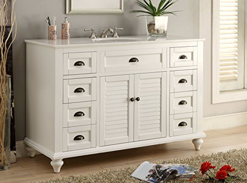 Top best 5 bathroom vanities with tops for sale 2016 for Best vanities 2016