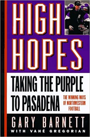 High Hopes: Taking the Purple to Pasadena: Gary Barnett, Vahe