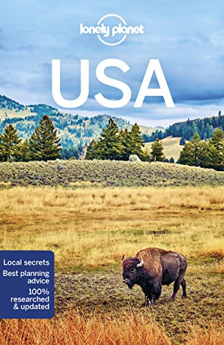 Book cover from Lonely Planet USA (Travel Guide) by Lonely Planet