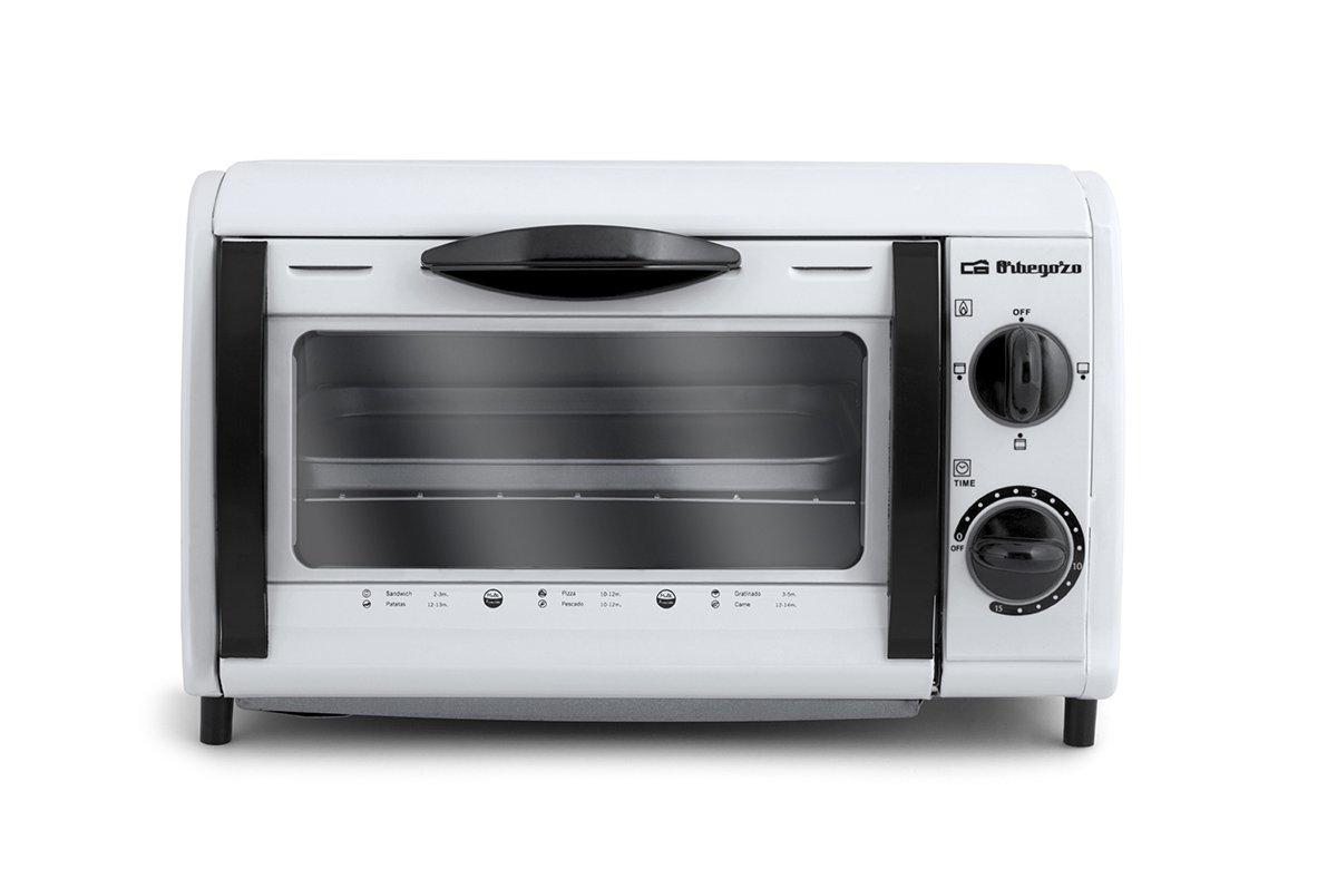 Orbegozo HO A Mini horno tostador capacidad de l potencia W temporizador
