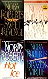 img - for Nora Roberts Favorites (Hot Ice, Sweet Revenge, Brazen Virtue, Carnal Innocence) book / textbook / text book