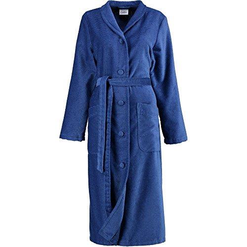 Cawö Kelchkragen, geknöpft Damen Größe 36 Farbe blau