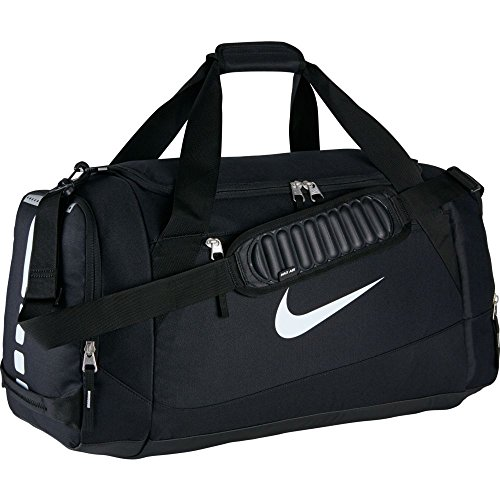 60c98949ee1d Nike Hoops Elite Team Black Duffel Gym Bag for Men and Women
