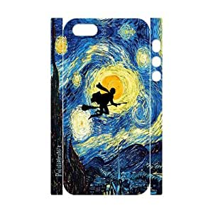 DDOUGS I harry potter High Quality Cell Phone Case for Iphone 5,5S, Cheap Iphone 5,5S Case