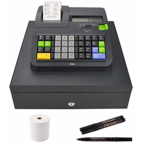 Royal Consumer 310DX Cash Register with Thermal Paper for sale  Delivered anywhere in USA