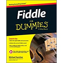 Fiddle For Dummies, Book + Online Video and Audio Instruction