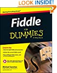 Fiddle For Dummies, Book + Online Vid...