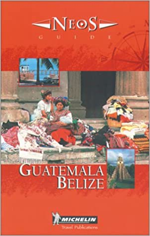 Michelin Guatemala Belize green Guide