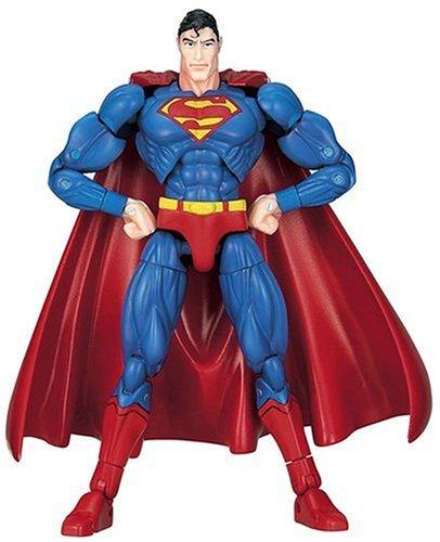 Microman Superman #2 - Comic Version