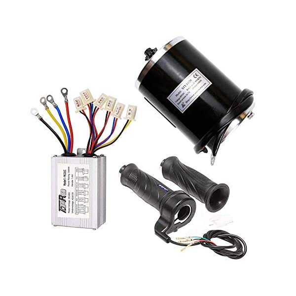 TDPRO-48V-1000W-Brushed-Speed-Motor-Controller-Throttle-Grip-Kit-for-Electric-Scooter-Go-Kart-Bicycle-e-Bike-Tricycle-Moped