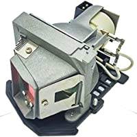 ROCCER BL-FU185A Replacement Lamp with Housing for Optoma Projector DS316, DX619, EB2200X, ES526, ES526L, ET2200X, ET766XE, EW531, EW536, EX526, EX531, EX536, EX536L, HD600X, HD66, HD67