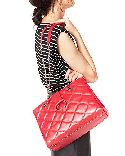 Uterque (Zara) Donna Borsa matelassé pelle 1444/700 ()