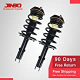 VIOJI New Set Of 2 Front Gas Shock Absorber Strut & Coil Spring For Buick Allure/Century/LaCrosse/Regal & Chevy Impala/Monte Carlo/Venture & Olds Silhouette & Pontiac GrPrix/Montana/Trans Sport