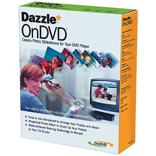 Image of DAZZLE DM11000 OnDVD Software