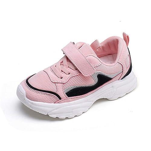 575be40595 Kids Sport Shoes Girls Boys AtmungsAktive Luft Maschen Retro Non-Slip Mode  Sneakers Wanderschuhe