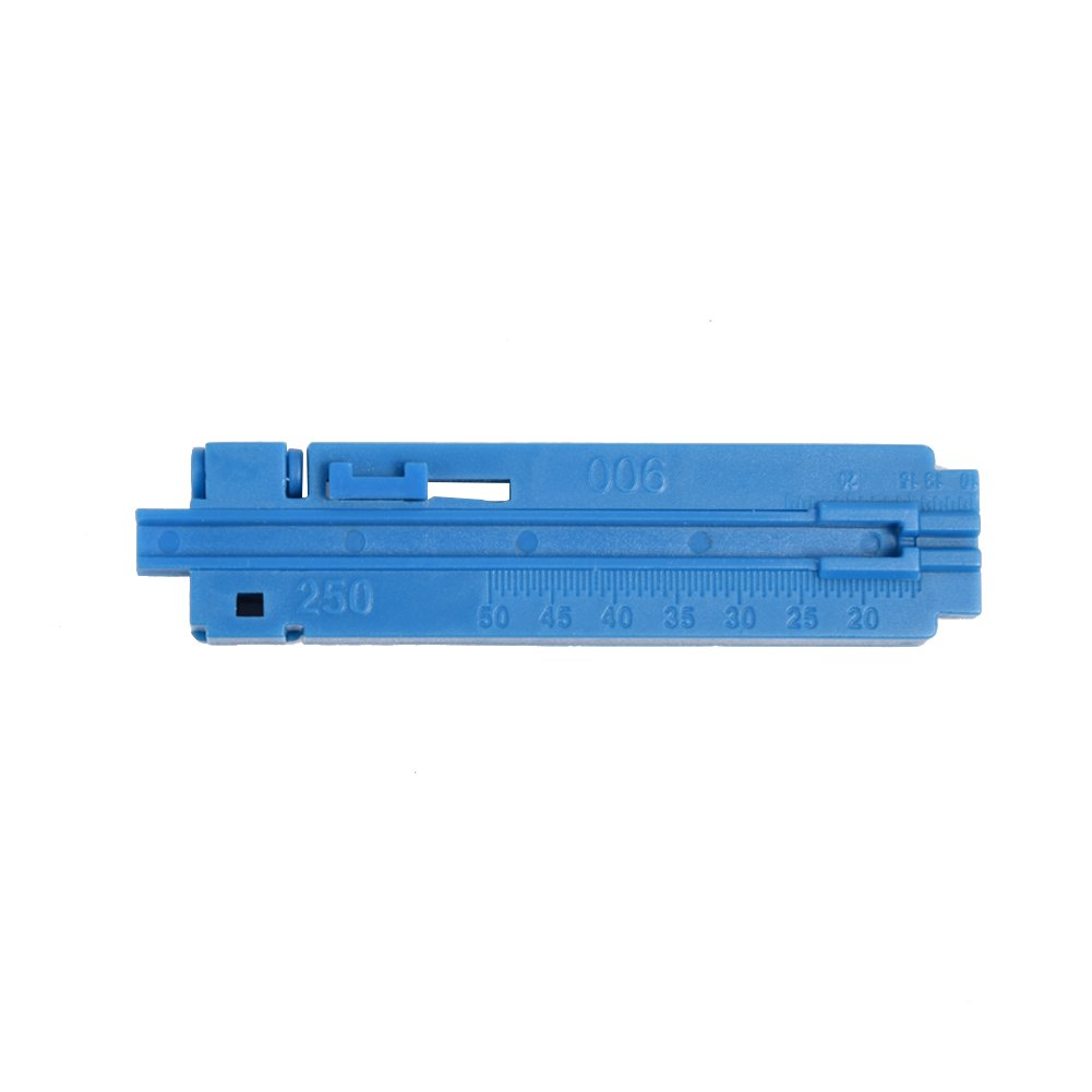 FC-6S Fiber Cleaver FTTH Assembly Optical Fiber Termination Tool Kit by Walfront (Image #7)