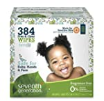 Seventh Generation Free and Clear Bab...