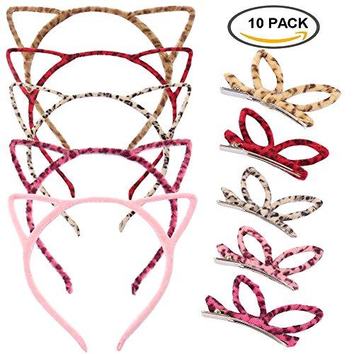 Outee PCS Cat Headbands Women
