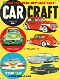 CAR CRAFT 1959 Chevy customs & rods 1958 Thunderbird restyling 3 1960