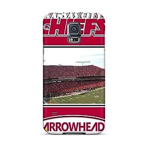 High Quality TyLzw9015QFXHF Kansas City Chiefs Download Tpu Case For Galaxy S5