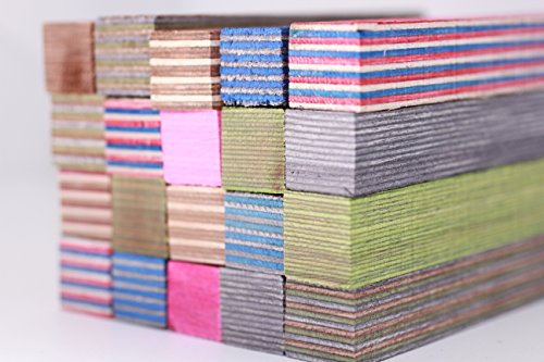 Spectraply Pen Blanks Assorted Colors by MK Unique Designs (20 Pack)